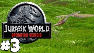 Jurassic Park: Operation Genesis | Gameplay Part 3 | IT