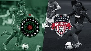 Portland Thorns FC vs. Washington Spirit