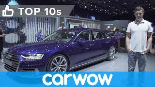 New Audi A8 2018 - does it make a Mercedes S-Class seem old tech? | Top10s