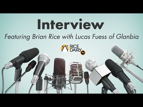 Interview with Lucas Fuess of Glanbia - RDTV