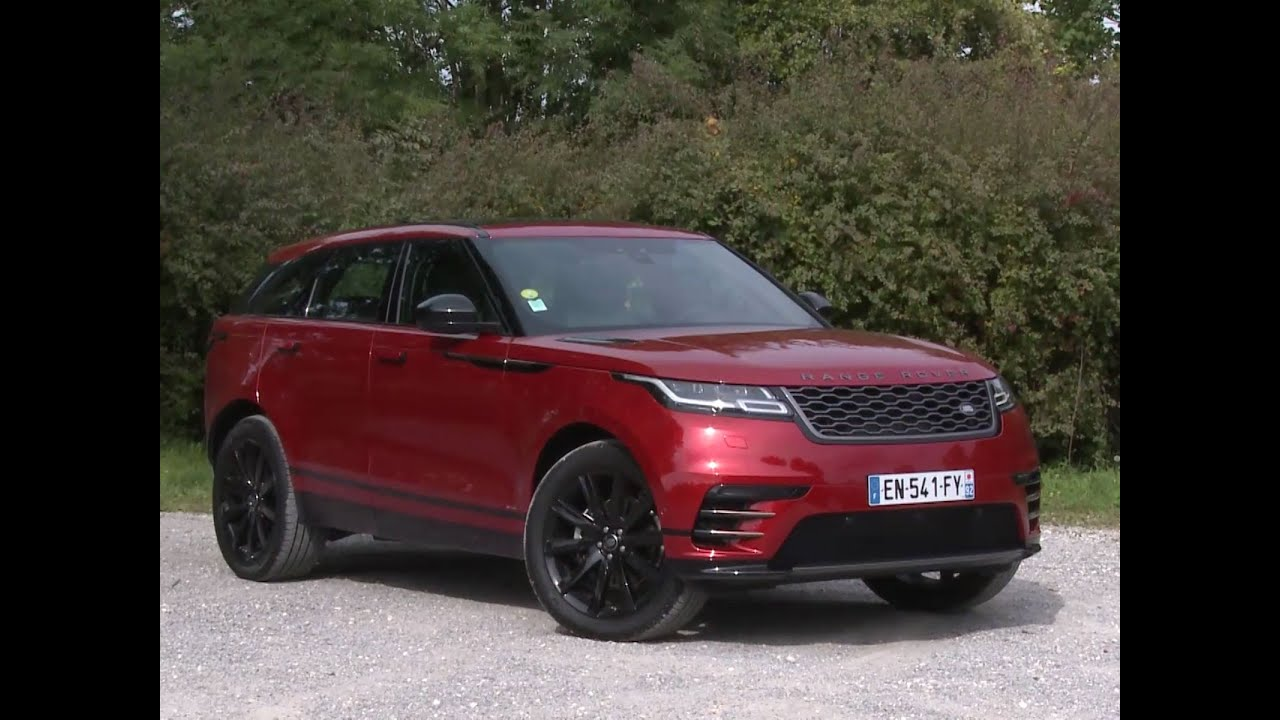 essai land rover range rover velar d 240 se r dynamic 2017 youtube. Black Bedroom Furniture Sets. Home Design Ideas