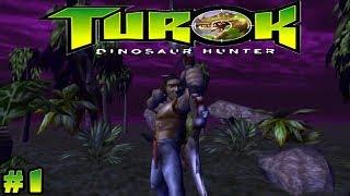 Turok: Dinosaur Hunter - 1 - I!!!! AM TUROK!!!!!!!