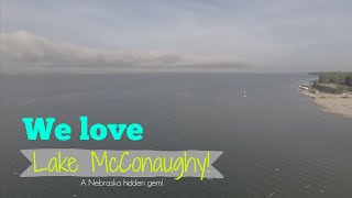 Lake McConaughy || Tẁo Week Road Trip || RV Nebraska || Sn. 1 || Ep. 9