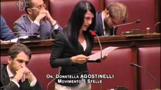 6/5/2013 Donatella Agostinelli