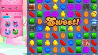 Candy Crush Saga   level 257 no boosters