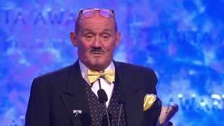 Brendan O'Carroll - Lifetime Achievement for Comedy Recipient IFTA Gala Television Awards 2015