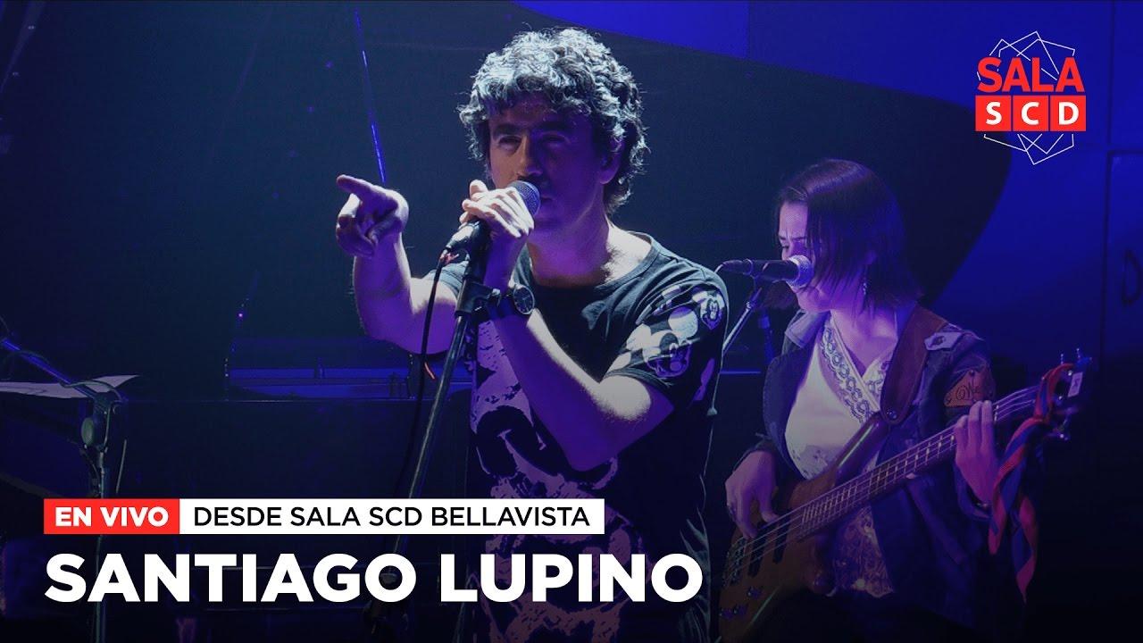 Santiago Lupino | EN VIVO en Sala SCD Bellavista - 17.01.17