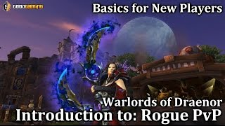 Basics for New Players - Introduction to Rogue [Sativ] [PvP] [WoD]