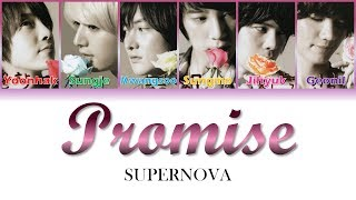 SUPERNOVA // PROMISE // ENG SUB Is such beautiful song Doesn't it m...