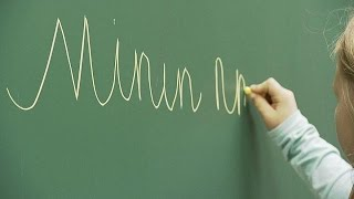 A sign of the times: why some schools are erasing cursive writing - learning world