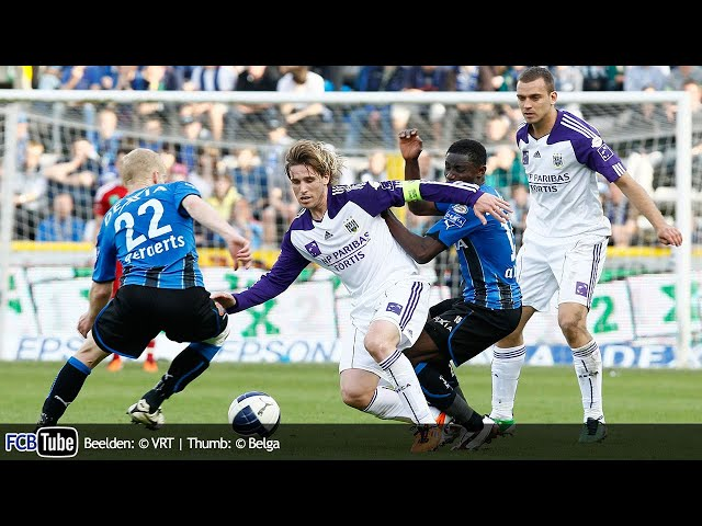 2010-2011 - Jupiler Pro League - PlayOff 1 - 02. Club Brugge - RSC Anderlecht 3-0