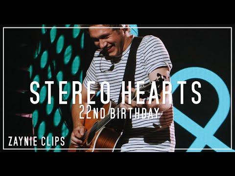 Niall Horan | Stereo hearts (22nd Birthday)