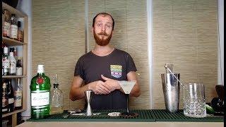 Коктейль Буравчик (Гимлет) - классический рецепт