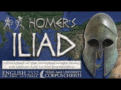 The Iliad (Books 1-6), The Epic Cycle, & The History Of The Trojan War