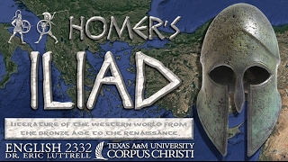 2332 6a The Iliad: Books 1-6 and the history of the Trojan War