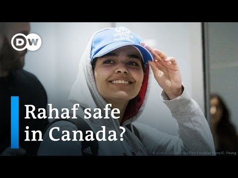 Saudi teen Rahaf in Canada: Will her story bring change for Saudi women? | DW News