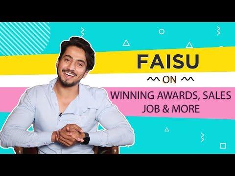 Faisal Shaikh Aka Mr. Faisu Talks About Winning Awards, Panelist, Sales Job & More