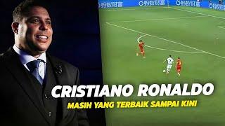 CR7 MASIH YANG TERBAIK !!! Inilah Respon Ronaldo Nazario Saat Dibandingkan Dengan Cristiano Ronaldo