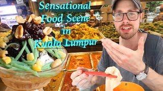 An AMERICAN'S love for the food in Kuala Lumpur, MALAYSIA!