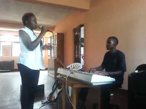 Arms Of Angel(west life)- Tracy Noel Birungi (Cover)