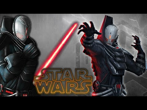 Darth Jadus The Badass Sith Lord: A Star Wars Story