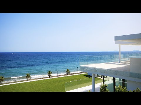 EXCLUSIVE BEACHFRONT 3-4 BEDROOM APARTMENTS AND PENTHOUSES FOR SALE, MARBELLA