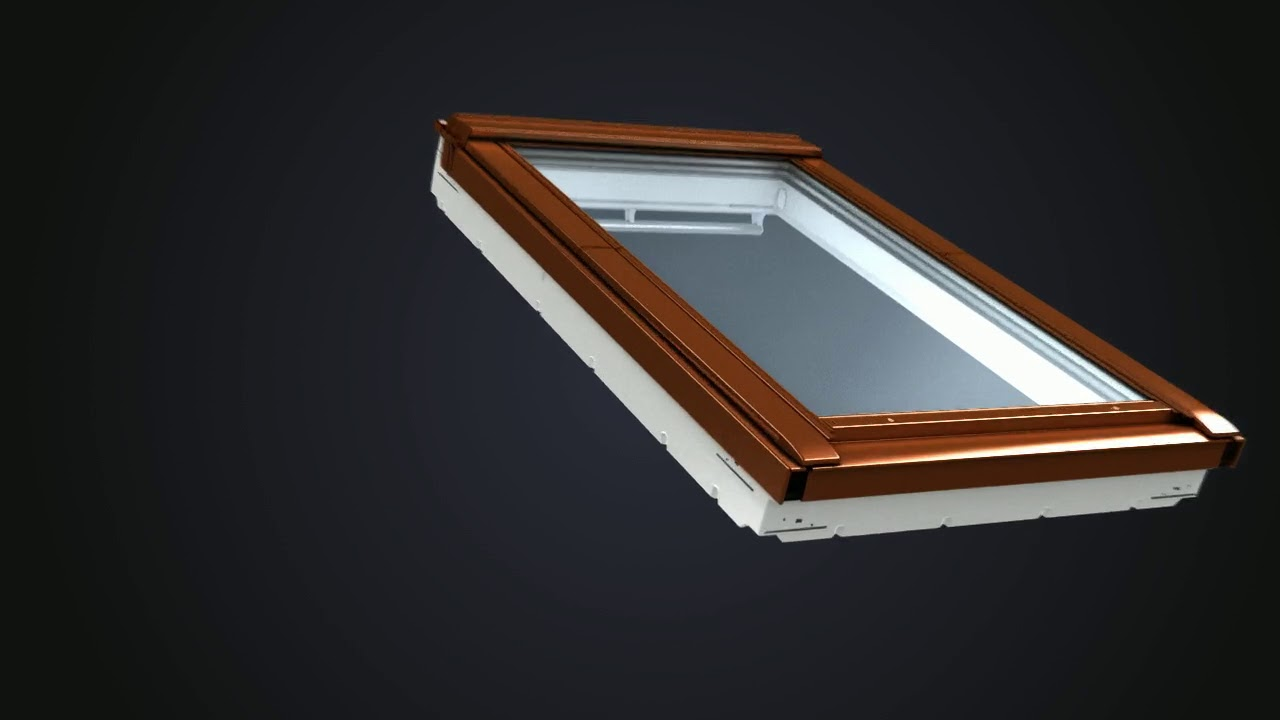 Kit renovation velux stunning velux style sun tunnel roof for Velux cladding kit