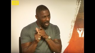 """Idris Elba answers the question - """"Bond: YES or NO?"""""""