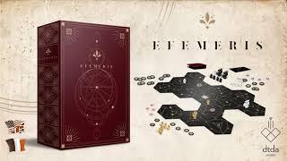 Efemeris | Board game - Kickstarter Trailer