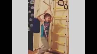 Детский спортивный комплекс для сына!