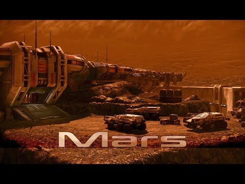 Mass Effect 3 - Mars (1 Hour of Music)