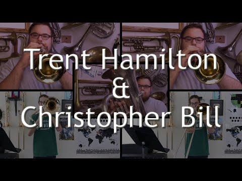 "BWV553 - ""Prelude"" Featuring Trent Hamilton!"