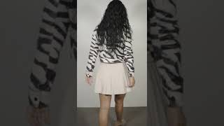 Vídeo: CHAQUETA ZEBRA