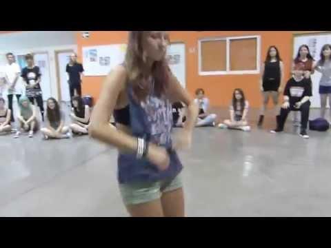 KDD K-Pop Murcia 4 Julio 2015 FEMALE STYLE DANCE BATTLE