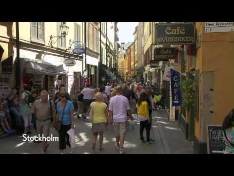 Baltic Ports of Call - Stockholm, Sweden (Cunard)