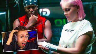 MINIMINTER REACTS TO Anne-Marie x KSI x Digital Farm Animals - Don't Play
