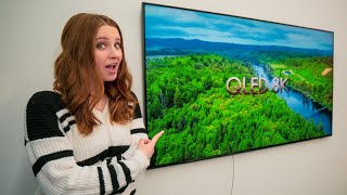 The NEW Samsung QLED 8k 65"