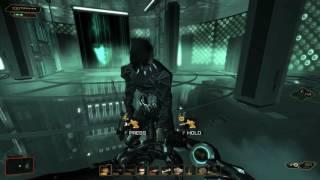Deus Ex: Human Revolution - Beat Yelena Boss 2 very very easy
