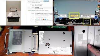 Запись трансляции: распаковки (№39), IBM LTO-3 не-SCSI