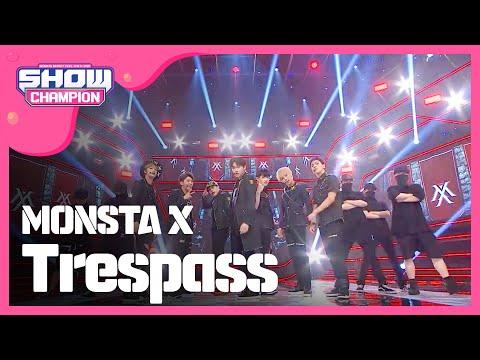 (episode-148) MONSTA X - Trespass (무단침입)