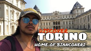 WE'RE BACK IN TORINO !!! EXPLORING & DISCOVERING THE NEVER SEEN PLACES IN TURIN ITALY