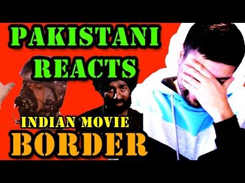 Pakistani Reacts to Indian Movie Scene: Border thumbnail