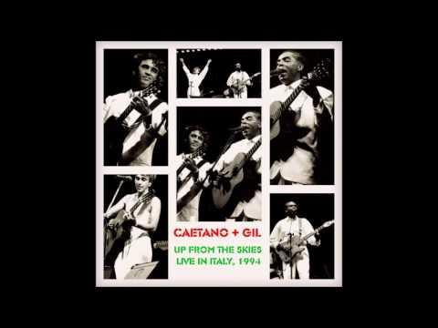 Caetano Veloso e Gilberto Gil - Tropicália Duo   Live in Italy, 1994 [Full Album]