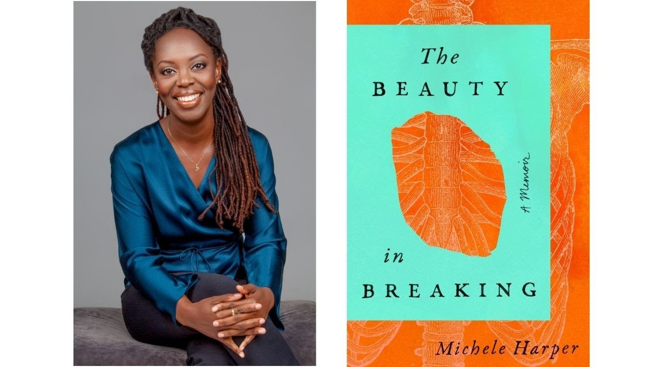 Image for Author Talk: The Beauty in Breaking with Michele Harper webinar