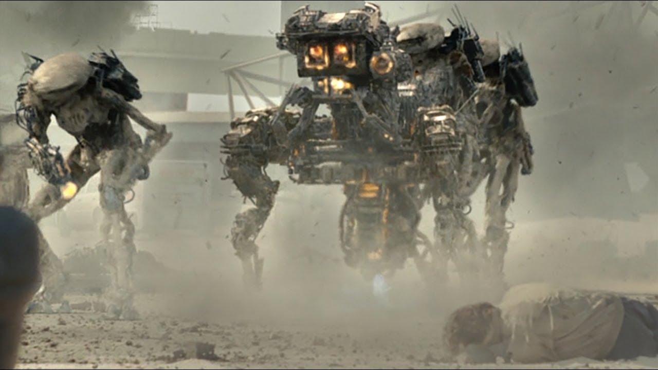 外星人入侵地球-见人就杀-只为掠夺水资源-速看科幻电影-洛杉矶之战