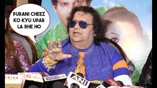 Bappi Da's Shocking Reaction On Me Too Says Actress Should Speak At That Time And Not After 10 Years
