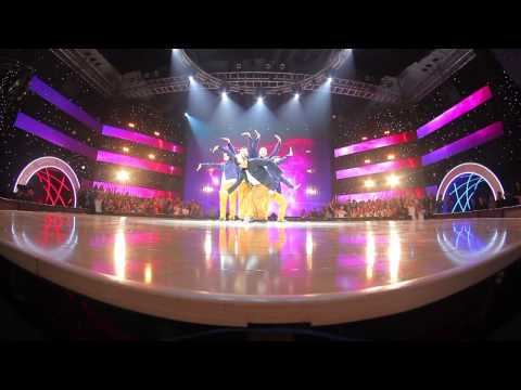 Dumbo Poreotics - Vietnam Got to Dance Judge Showcase 2013