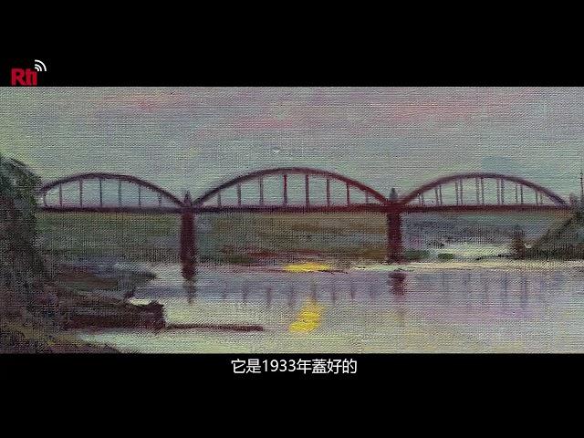 """【RTI】Bảo tàng Mỹ thuật ( 10) Lý Mai Giới thiệu tranh """" Sinh mạng"""" và """" Tam Hiệp Xuân hiểu""""_"""
