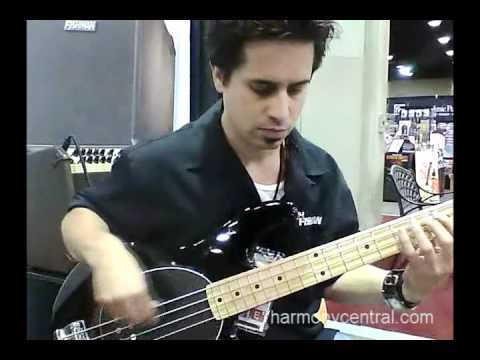 Fishman Fission Bass Signal Processor - Summer NAMM 2011