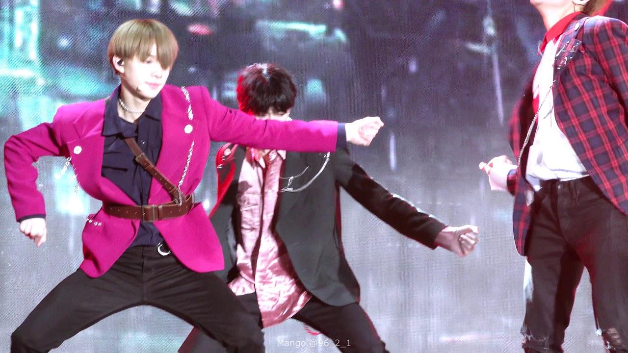 Download 180224 강릉 쇼챔피언 K-POP World Festa NCT U - BOSS 도영 focus